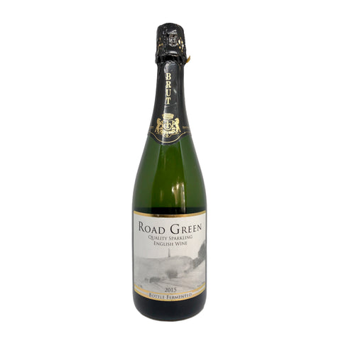 Road Green Sparkling White Wine 2015 - 75cl - 11.5% ABV - English Wine Kiosk