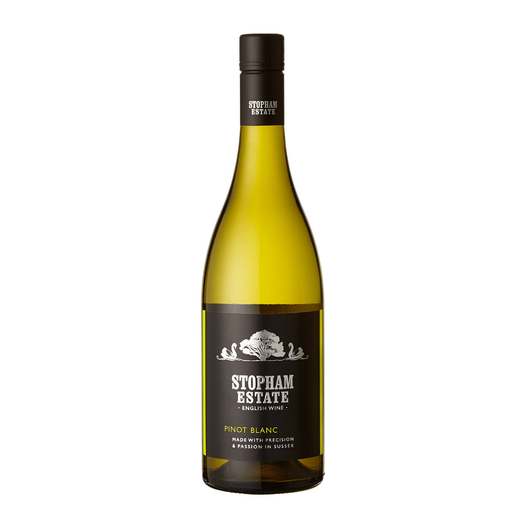 Stopham Pinot Blanc 2015 - 75cl - 11% ABV - English Wine Kiosk