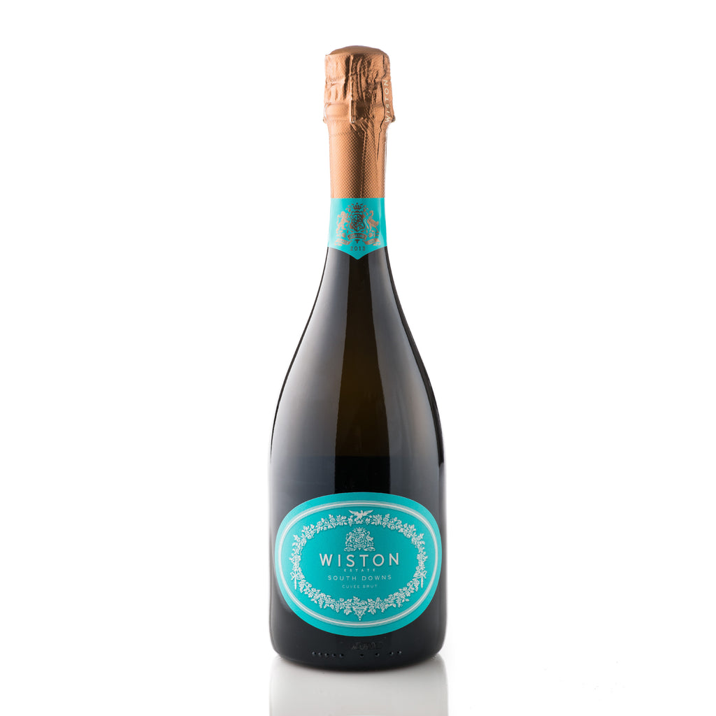Wiston Cuvée Brut 2013  - 75cl - 12% ABV - English Wine Kiosk
