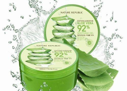 NATURE REPUBLIC Aloe Vera 92% Soothing Gel Supplier