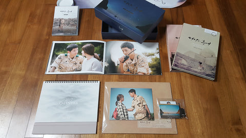 decendants of the sun blu-ray full package