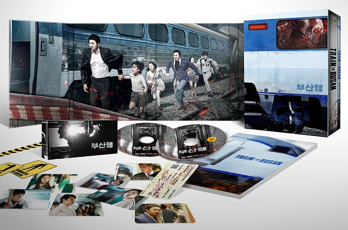 Used Train to Busan Movie 2DVD Limited Edition