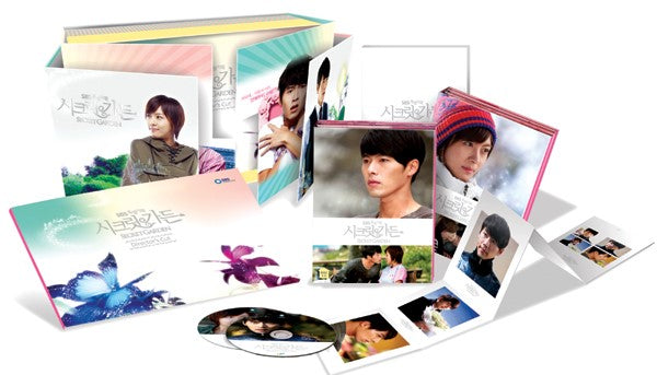 Used Secret Garden Korean Drama DVD First Press Limited Edition - Kpopstores.Com