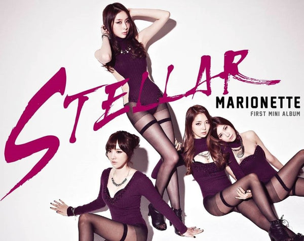 Used STELLAR Marionette Mini Album Vol. 1 - Kpopstores.Com