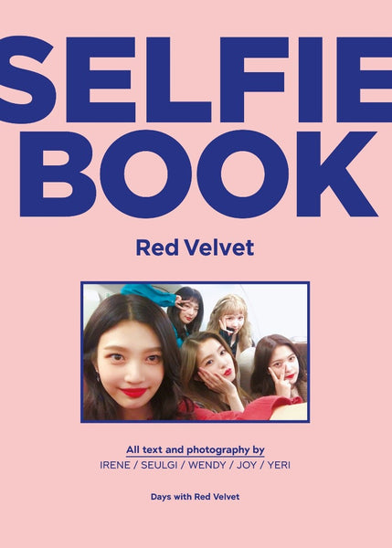 Used RED VELVET Selfie Book