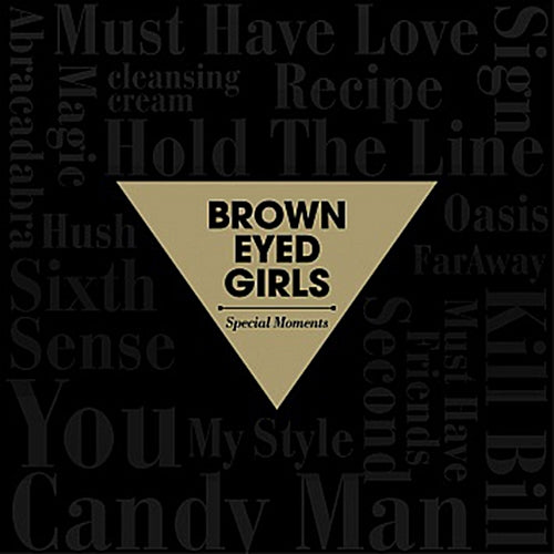 Used Brown Eyed Girls Best Special Moments 2 CD