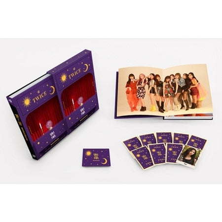 TWICE Monograph YES or YES Photobook Photo Card Limited Edition - Kpopstores.Com