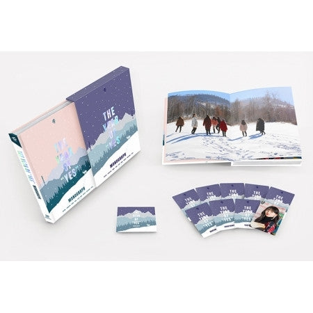 TWICE Monograph The Year of Yes Photobook