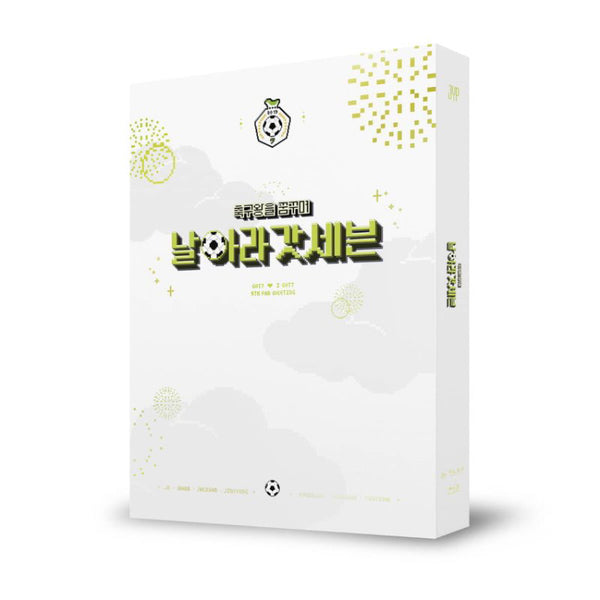 GOT7 5th Fan Meeting Fly GOT7 Blu ray Korea Version - Kpopstores.Com