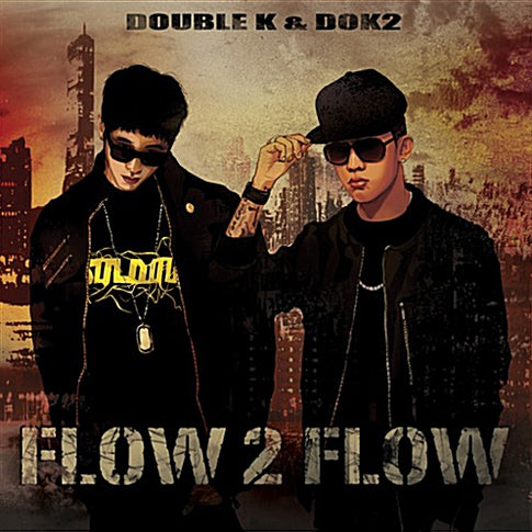 Used Double K Dok2 Flow 2 Flow Korea Version - Kpopstores.Com