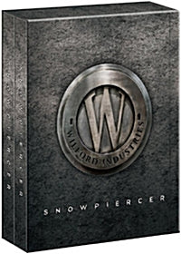 Snowpiercer Blu ray 2 Disc Art Book Premium Limited Edition