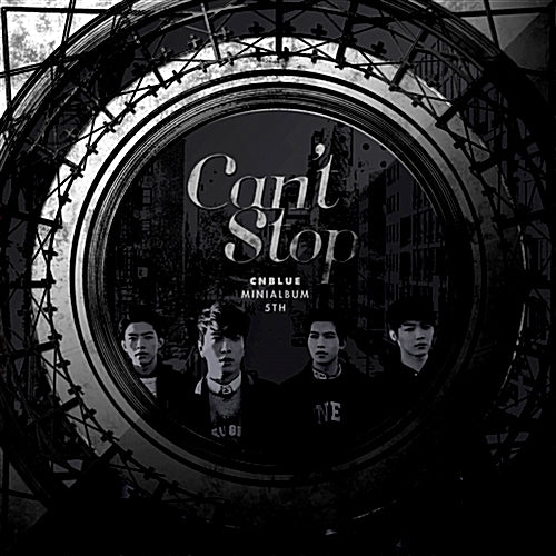 Used CNBLUE Can't Stop Album Vol. 5