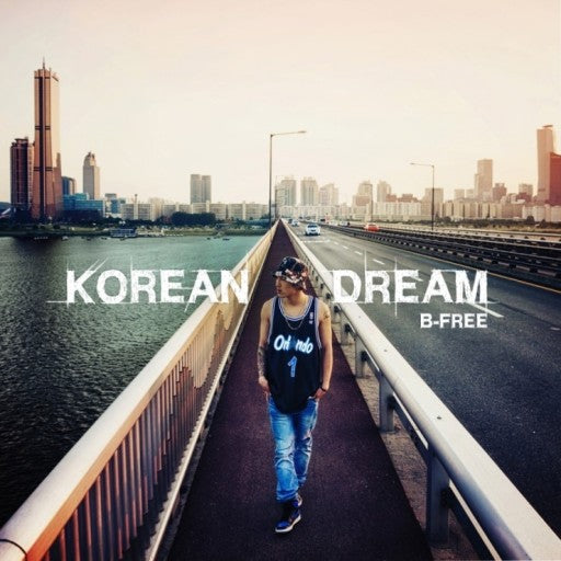 Used B-Free Rapper Vol. 3 Korean Dream