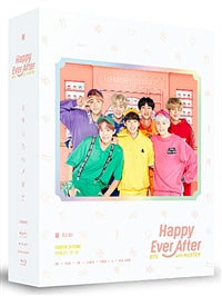 Used BTS 4th MUSTER Blu ray Happy Ever After 3 Disc - Kpopstores.Com