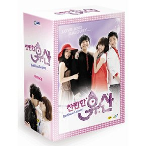 Used Brilliant Legacy DVD 10 Disc Limited Edition - Kpopstores.Com