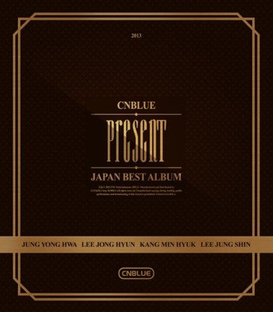 Used CNBLUE Japan Best Album Present Special Edition