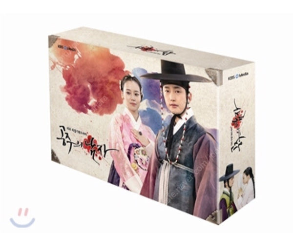 Used The Princess Man DVD 13 Disc First Press - Kpopstores.Com