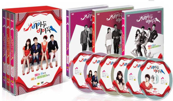 i do i do kdrama boxset