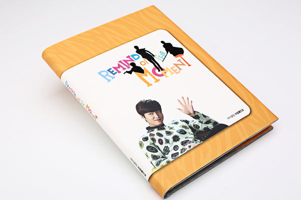 Used Lee Min Ho Fan Club Book Remind of the Moment - Kpopstores.Com