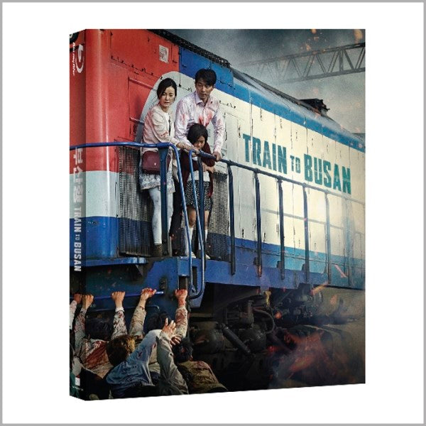 Used Train to Busan Blu ray Korea Version
