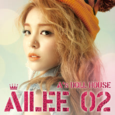 Used AILEE As Doll House 2nd Mini Album Limited Edition - Kpopstores.Com
