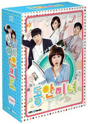 Used Babyfaced Beauty DVD 7 Disc KBS TV Drama - Kpopstores.Com