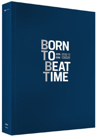 Used BTOB Born To Beat 2015-16 Time Concert 3 DVD - Kpopstores.Com