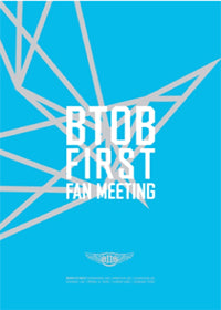 Used BTOB Fan Meeting 2 Disc Photobook Korea Version - Kpopstores.Com