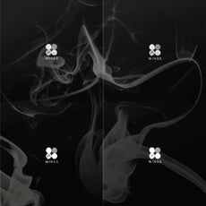 Used Used BTS Wings Album Cover 4 Full Set