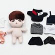 BTS Jimin Birthday Fansite 20cm Plush Doll Complete Collection