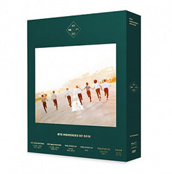 BTS Memories of 2016 DVD Box Set
