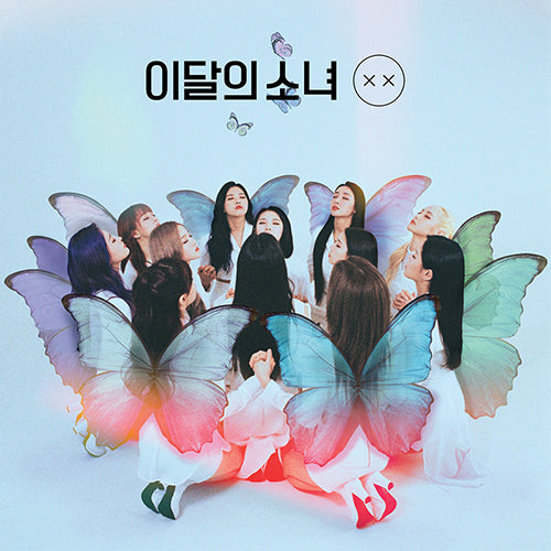 Used Loona X X Album Cover Limited A Version - Kpopstores.Com