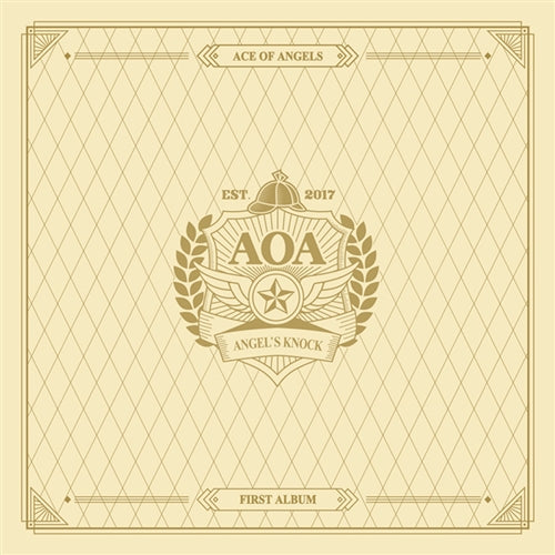 Used AOA Angel's Knock A Version