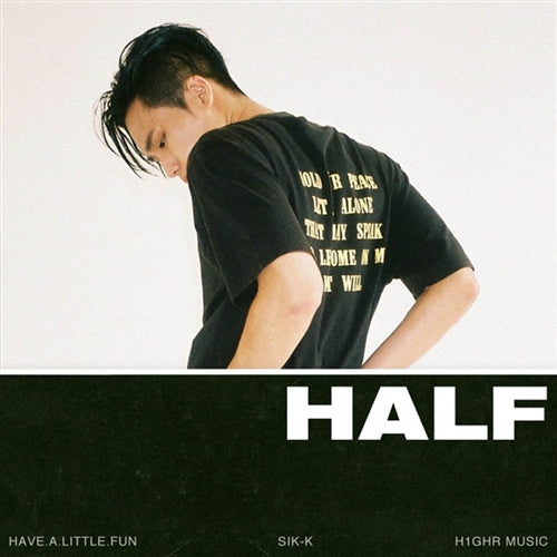 Used SIK K HALF Have.A.Little.Fun Korea Version - Kpopstores.Com