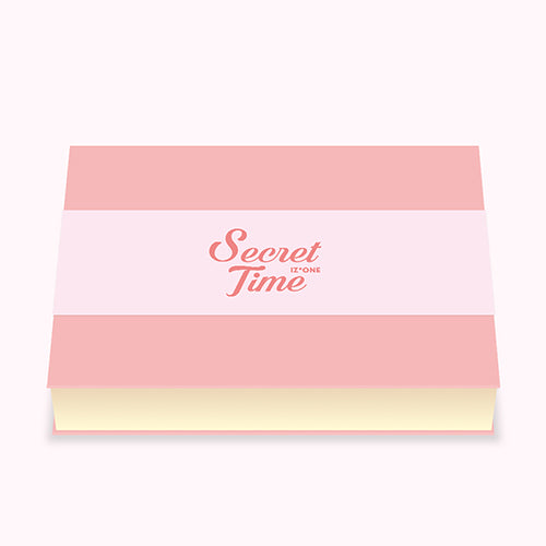Used IZONE Secret Time Korea Version - Kpopstores.Com