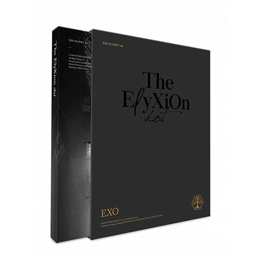 Used EXO PLANET #4 The ElyXiOn dot Live Album