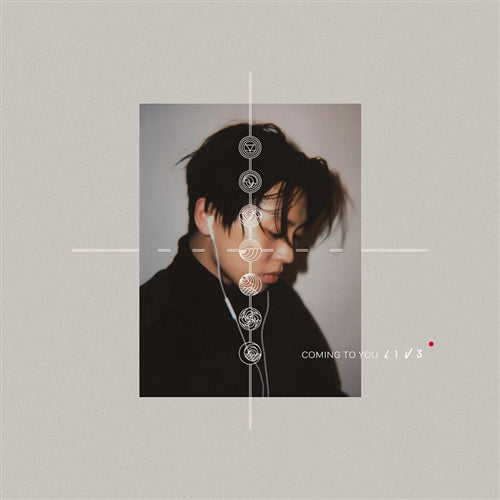 Used DPR Live EP Album Coming to You Live - Kpopstores.Com