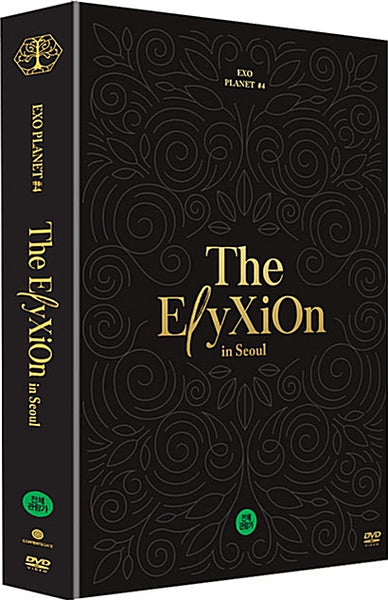 Used EXO PLANET #4 The ElyXiOn in Seoul Korea Version