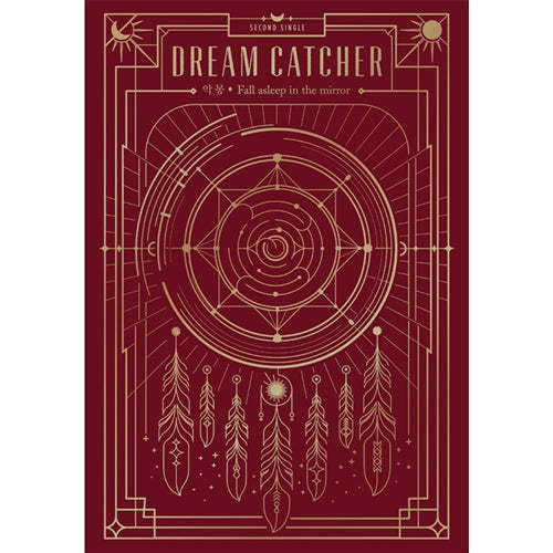 Used DREAMCATCHER Fall Asleep in the Mirror - Kpopstores.Com