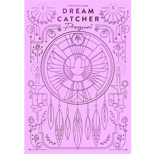 Used DREAMCATCHER Prequel Album Before Version
