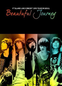 Used FTIsland Beautiful Journey 2010 Live Concert