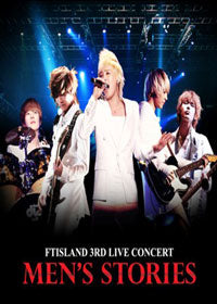 Used FTIsland Live 3rd Concert Men's Stories