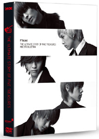 Used FT Island Members MBC Collection 2 DVD Photobook