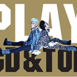 Used Play With GD and TOP Album 2 Disc Photobook