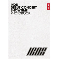 Used IKON Debut Concert Showtime Photobook Limited Edition