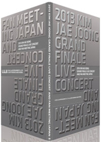 Used Kim Jae Joong Concert Live And Fan Meeting In Japan Limited - Kpopstores.Com