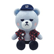 YG Bigbang Official KRUNK Plaid Shirts 20cm