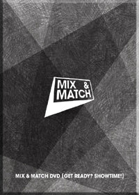 Used IKON MIX & MATCH Get Ready? Showtime! (2Disc) (Photobook) (Limited Edition) (Korea Version)