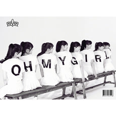 Used OH MY GIRL Cupid Vol. 1 Album - Kpopstores.Com