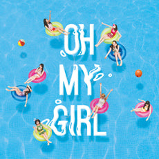 Used OH MY GIRL Summer Album Special Edition